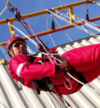 Industrial Rope Access Training | Rope Access Courses
