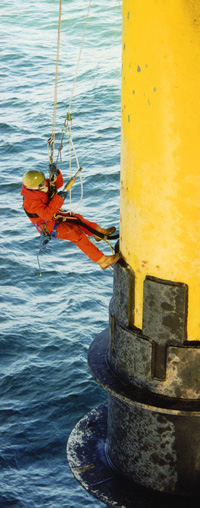 Industrial Rope Access | Rope Access